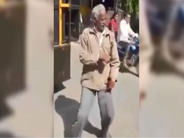 You will forget Hrithik Shah rukh khan dance after watching this old man dance video