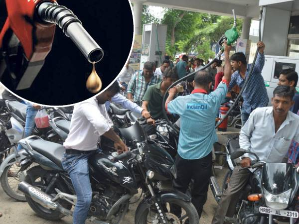 Petrol Pump Strike After Stf Crackdown Cripples Life Up