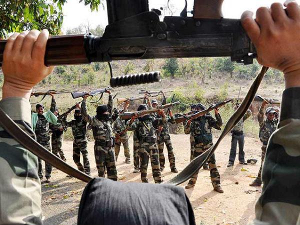 झारखंड: एनकाउंटर में मारे गए 5 माओवादी, पुलिस और CRPF ने की संयुक्त कार्रवाई