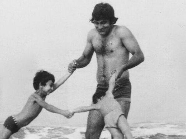 बेटे राहुल ने शेयर की पापा विनोद संग अद्भुत तस्वीर, जिसे देख भर आएंगी आपकी आंखें