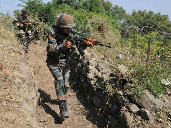 Image result for उरी सेक्टर में भारतीय सेना की बड़ी कार्यवाई