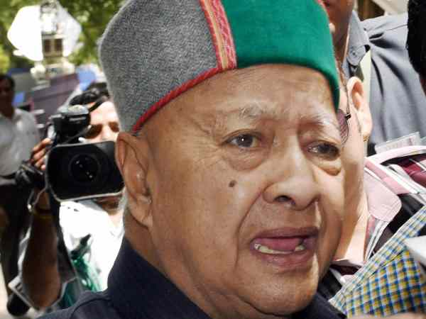 Enforcement Directorate submitted its status report in virbhadra money laundering case