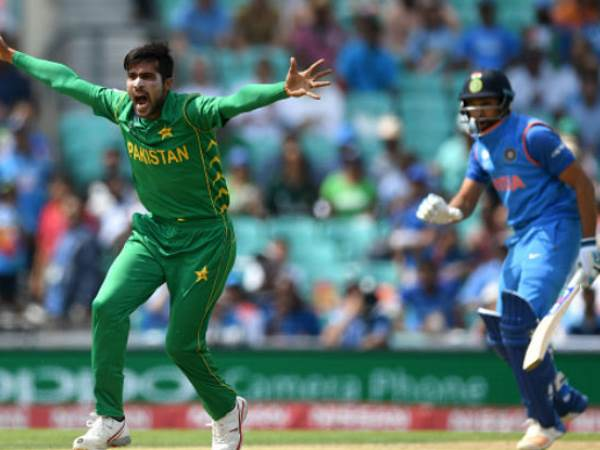 mohammad amir reply over rohit sharma comment