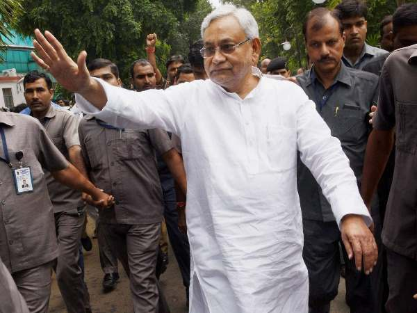 Nitish Kumar told to BJP Now we come together that will show also