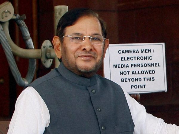 Sharad Yadav's tweet attack on BJP: Black money stashed abroad did not return