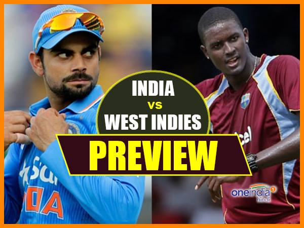 Preview: India Vs West Indies 4th ODI on July 2