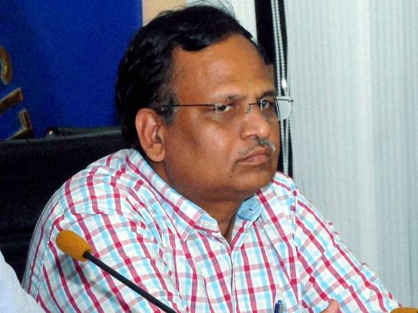 Delhi minister satyendra jain in trouble as ED decides to file fresh case