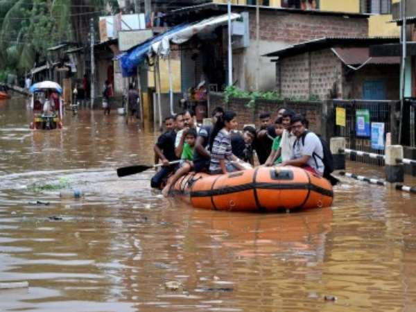 SDRF to be tackle by disaster in UP, new formation on the pattern of NDRF