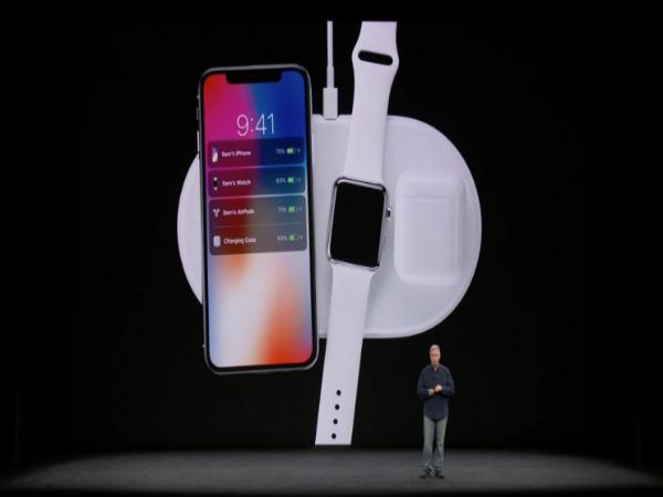 iPhone X में कोई होम बटन नहीं