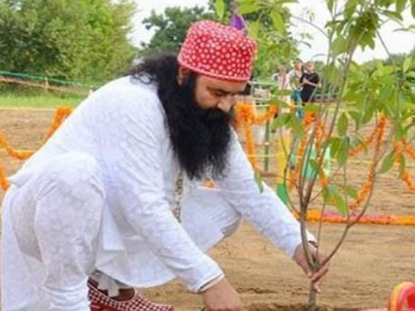 Image result for farmer ram rahim