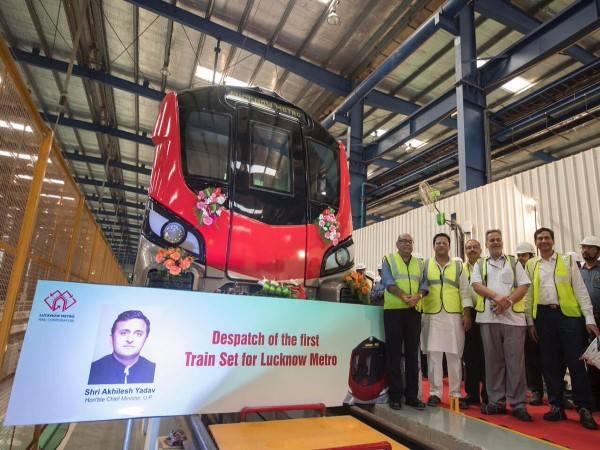 Ex Cm Up Akhilesh Yadav Tweet On Lucknow Metro