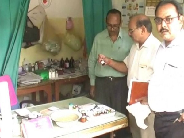 Complaint direct to Yogi against fake Doctor in Chandauli