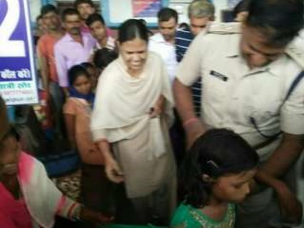 Miracle after Train Accident with Girl