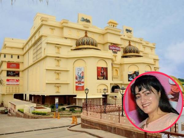 बाबा को जेल में छोड़ उदयपुर के इस शॉपिंग मॉल में आई थी हनीप्रीत
