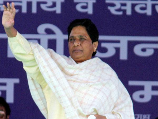 Bsp Chief Mayawati Threatens Religion Change Hinduism Yogi Adityanath Narendra Modi Azamgarh