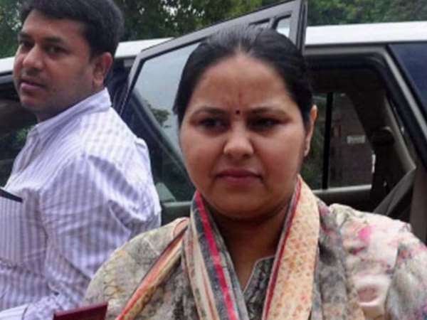Delhi: RJD MP Misa Bharti and her husband granted bail