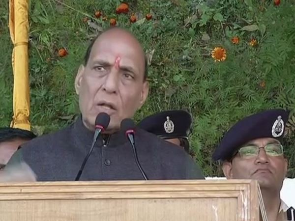 home minister Rajnath Singh says China understands 'India is no more a weak country
