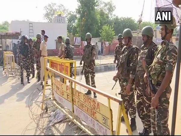 सिरसा LIVE : राम रहीम के डेरे का सर्च ऑपरेशन लगभग पूरा, कुछ जगहों को सील किया गया