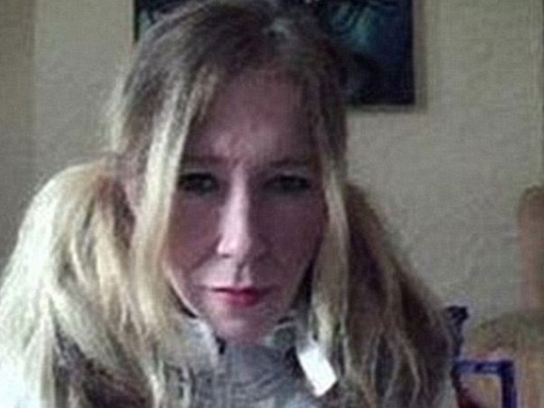 White Widow Sally Jones