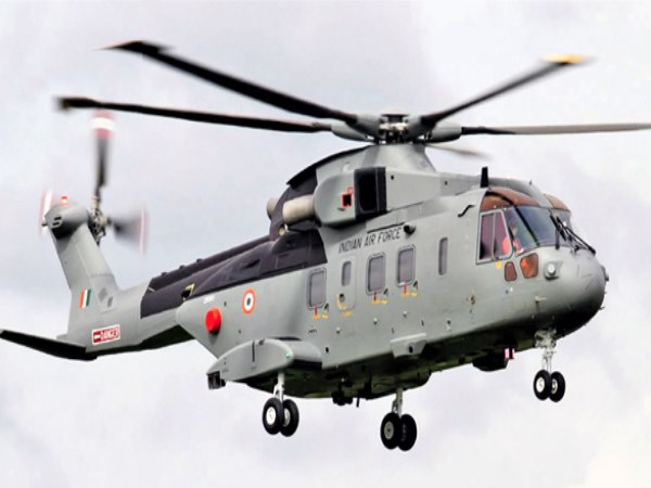Indian Air force helicopter crash one dead from bihar and seven burn