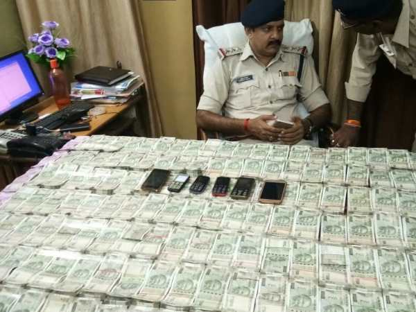 Madhya Pradesh: two businessmen arrested in bhopal for Hawala transactions in bhopal seized Rs 80 lakh