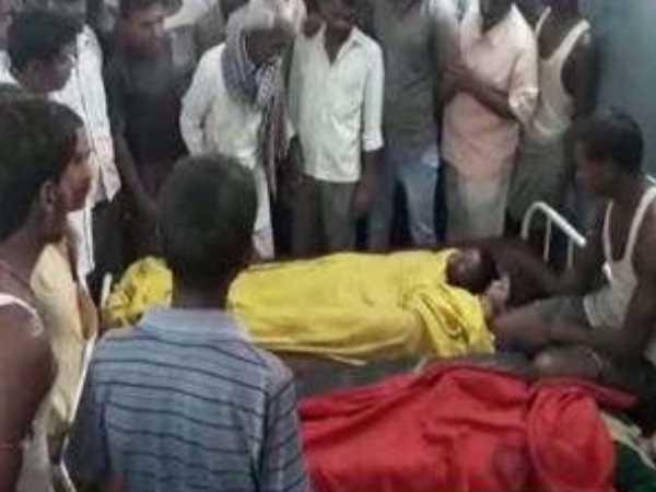 दिवाली से पहले लक्ष्मी-गणेश विसर्जन करने गए 3 भाई-बहन नदी में डूबे