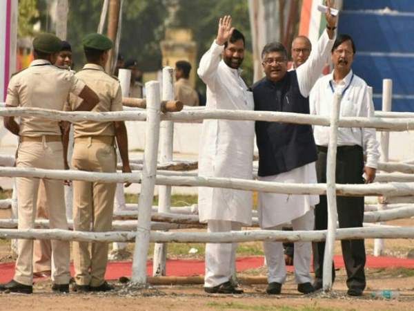 PM Modi in Patna University for Shatabdi Samaroh with Nitish Kumar, See Pictures