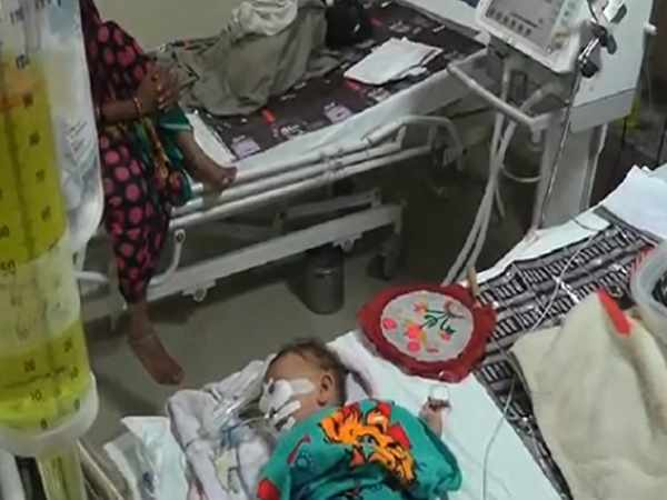 Forty four children died in three days in Gorkhpur BRD medical college