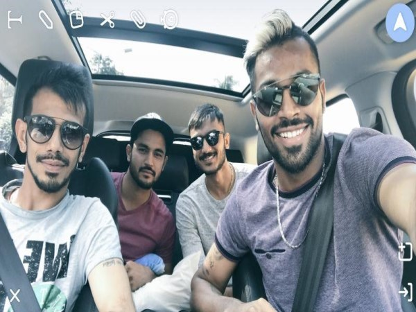 India vs New Zealand: humour Hardik Pandya, Yuzvendra Chahal, Manish Pandey, Axar Patel went to pune