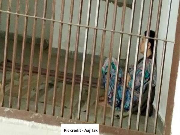 ये भी पढ़ें- जेल की पहली तस्वीर: सलाखों के पीछे जमीन पर बैठकर ऐसे गम में डूबी है हनीप्रीत