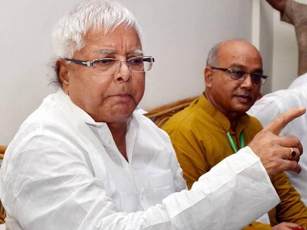 'अयोध्या में दिवाली' को लेकर सीएम योगी पर लालू ने क्या कहा?
