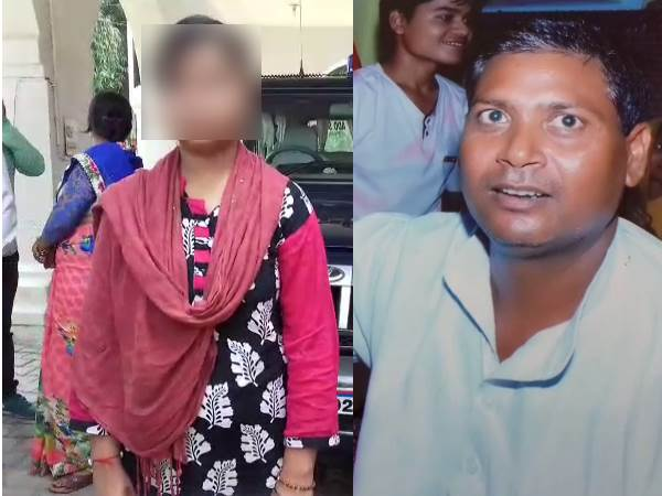 Maianpuri Father rape her daughter also forced to drink alcohol Uttar Pradesh.