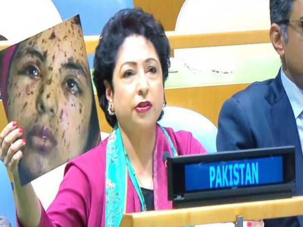 After Maleeha Lodhi's goof-up at UN, Pakistan now fakes it on Twitter