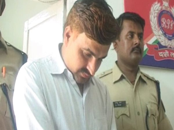 Shahjahanpur man send to jail after Staring a woman in the train
