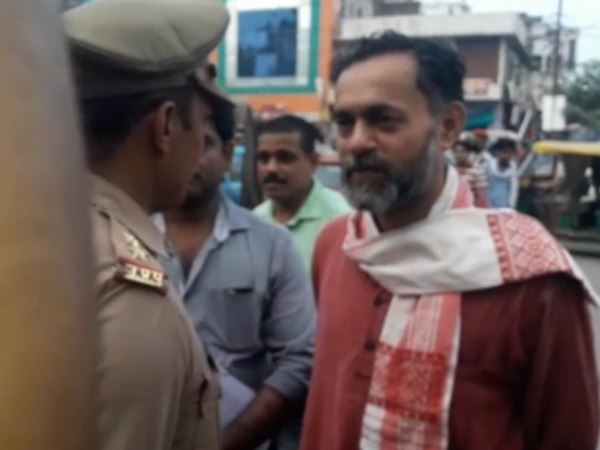 Yogendra Yadav says I-T dept raided sister's hospital, accuses Modi govt of targeting family