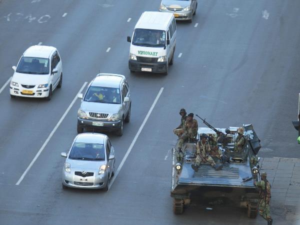 Report: जिम्बाब्वे में तख्तापलट के पीछे चीन का हो सकता है हाथ