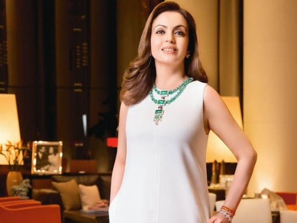 Happy Bithday Nita Ambani