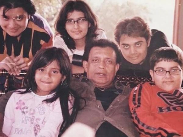 जिसे अपनों ने छोड़ा उस बच्ची को अपनाया था मिथुन चक्रवर्ती ने, कूड़े के ढेर पर रख गए थे असली मां-बाप | Mithun Chakraborty Adopted Baby Dishani Chakraborty Whose Parents Left Her