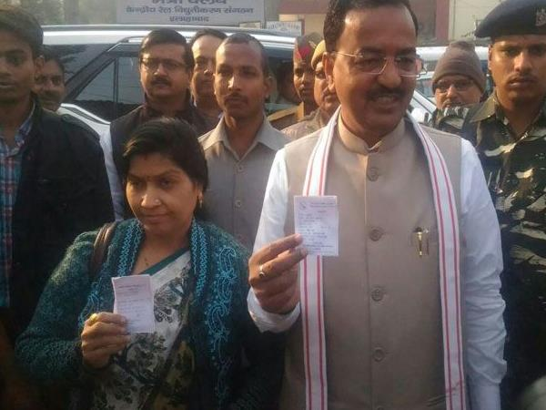 allahabad people cast only 30.47 percent vote in UP civil Election