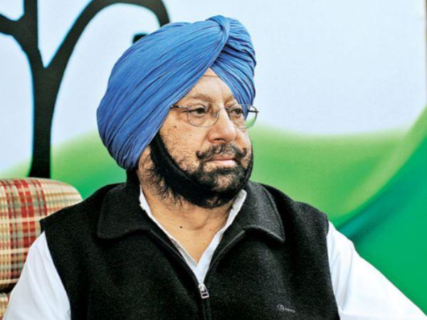 पंजाब में सीएम अमरिंदर सिंह की कैबिनेट का विस्तार आज, शपथ लेंगे 9 नए मंत्री