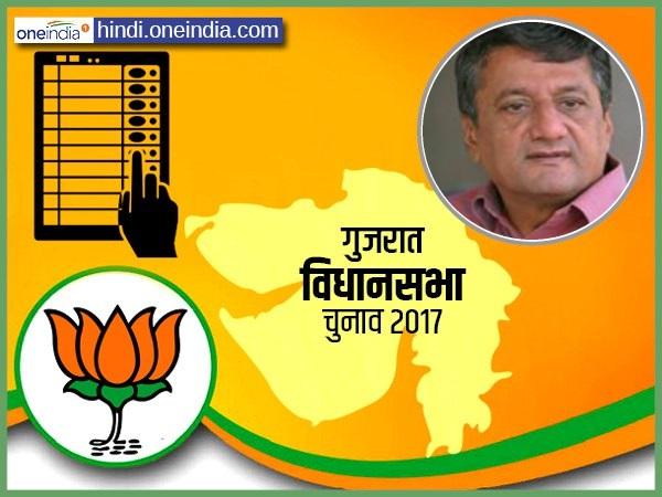 भुषणभाई भट्ट: जमालपुर खाडीया विधानसभा सीट से भाजपा के उम्मीदवार