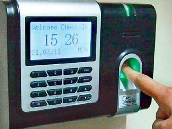 Biometric Attendance System In Railway Offices By January