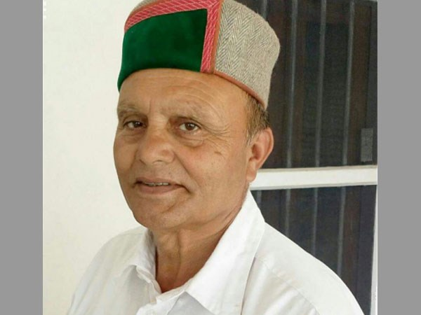 Congress candidate from Jhanduta assembly seat in Himachal: Beeru Ram Kishore