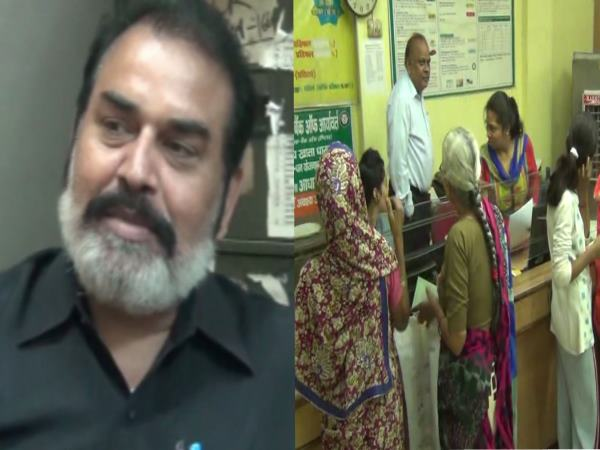 aligarh Bank manager gives feedback about demonetization