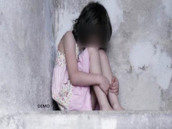 Mathura Father friend raped his daughter