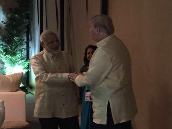 Modi in Philippines: PM मोदी जैसी जैकेट पहनकर मिलने आए डोनाल्ड ट्रंप, लोगों ने कहा- जुड़वा भाई