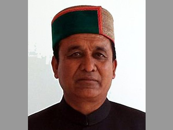 Congress candidate from Kinnaur Assembly seat in Himachal: Jagat Singh Negi