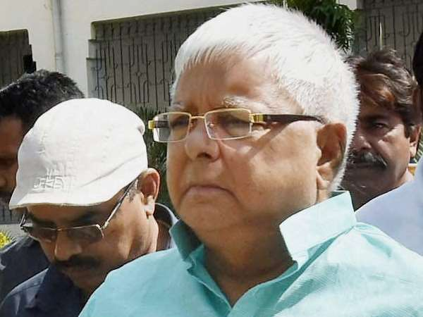 Defamation case against Lalu Prasad Yadav in Bihar