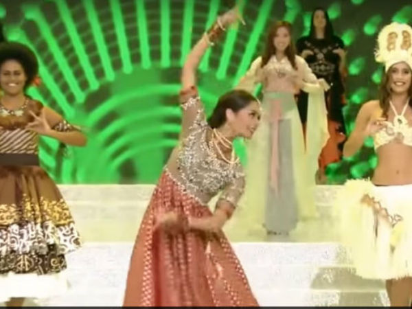 Miss World Manushi Chhillar dancing to Deepika Padukone's song is the best thing you'll see today