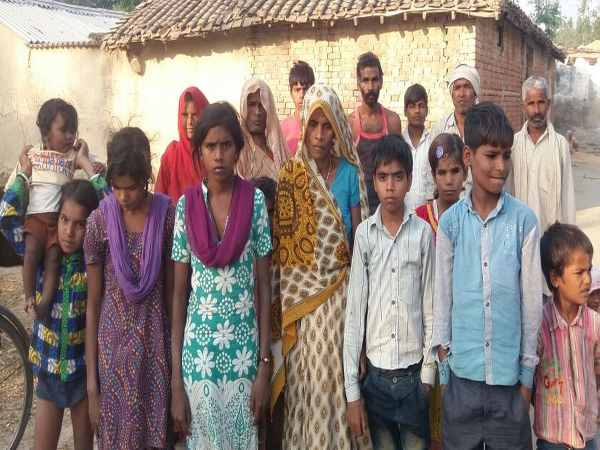 Children's life in danger from Measles in Bahraich